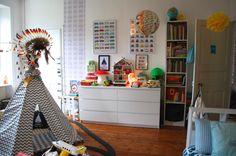 déco décoration chambre enfant tipi babayaga magazine