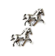 Horse Cufflinks Set Gift Box Included Guaranteed by Mancornas, $23.50
