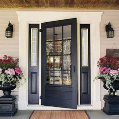 Home Interior, The Multifunctional Storm Doors: Best Storm Door Design
