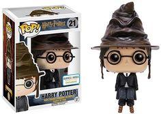Lien ouvrant une photo plus grande du produit HARRY POTTER FUNKO POP HARRY POTTER SORTING HAT