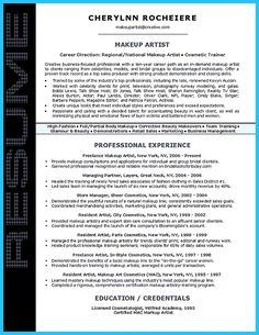 cool artist resume template that look professionalhttpsnefciorg - How To Make A Resume Look Professional