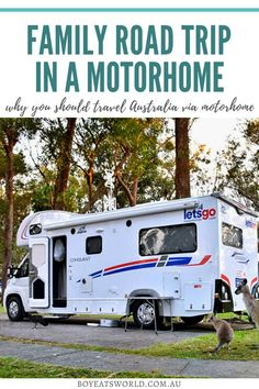Are you thinking about planning a motorhome road trip in Australia? Here's all the things you need to know about road tripping in Australia by motorhome, including which company to go with, what to do, and how to entertain your kids! I Australia travel I how to travel in Australia I Australia by campervan I family travel in Australia I Australia with kids I motorhome with kids tips I family travel tips I motorhome travel tips I #Australia #familytravel #motorhometravel Toddler Travel, Travel With Kids, Family Travel, Road Trip With Kids, Family Road Trips, Motorhome Travels, Kakadu National Park, Travel Guides, Travel Tips
