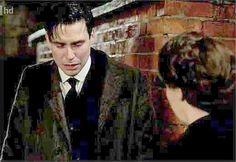 Thomas confides in Mrs. Hughes