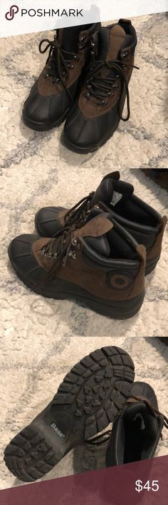 1d2ad25f2dd Bass boots for men 8 or women size 10 boots Bass boots for men 8 or