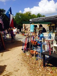 Free Fun in Austin: A Visit to Wimberley Market Days