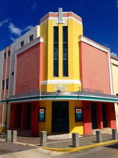 Teatro Taboas - Manati Puerto Rico - photo Llanos Colon 2013