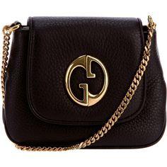 GUCCI 'mini' bag ($780) ❤ liked on Polyvore