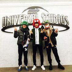 Jinki, Minho, & Kibum lol