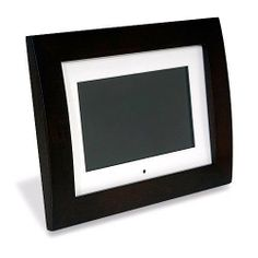 Curtis DPF828 8-Inch Digital Picture Frame (Black) 8-Inch Digital Panel Photo Frame, Wood Radius Finish. 800x600 resolution - aspect ratio 16:9. Ultra Compatible - USB Port 2.0, SD/MMC/MS/XD/SM/SDHC/MS PRO/MS DUO/MS PRO DUO Card reader. 256 MB Internal Memory. Includes full function remote control; slideshow mode, clock with calendar feature; AC adapter.  #Curtis #Photography