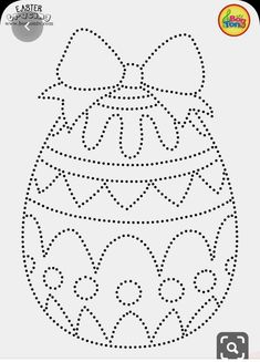 Easter Tracing and Coloring Pages for Kids - Free Preschool Printables and Worksheets, Fine Motor Skills Practice - Easter bunny, eggs, chicks and more on BonTon TV - Coloring books - Easter Crafts Easter Activities For Kids, Easter Crafts For Kids, Toddler Crafts, Craft Activities, Free Preschool, Preschool Printables, Preschool Crafts, Easter Printables, Coloring Pages For Kids
