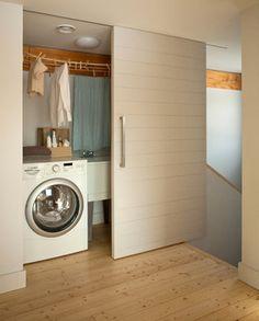 Puerta para lavadero