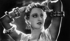 Brigitte Helm as Antinea in Queen of Atlantis (1932)    Antinea, the Queen of Atlantis, rules her secret kingdom hidden beneath  the Sahara Desert. One day two lost explorers stumble into her kingdom,  and soon realize that they haven't really been saved—Antinea has a habit  of taking men as lovers, then when she's done with them, she kills them  and keeps them mummified.    Image Source