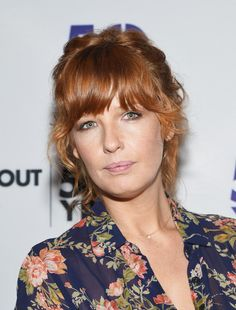 Kelly Reilly Photos - 'Old Times' Broadway Cast Photocall - Zimbio