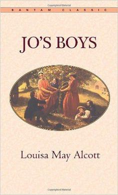 Amazon.com: Jo's Boys (Bantam Classics) (9780553214499): Louisa May Alcott: Books