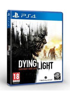 Dying Light Sony Playstation 4 prix promo Jeux Vidéo Amazon 54,99 € - Dying Light est un jeu de survival horror et d'action à la première personne dont l'histoire se déroule dans un vaste monde ouvert infesté de dangers