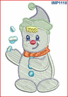 Instant Download Christmas Machine Embroidery by mysewcuteboutique, $2.50