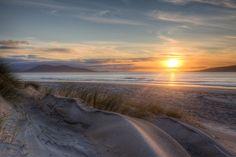 Luskentyre Sunset, Isle of Harris, Outer Hebrides