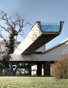 I love this crazy house a lot. Read up on it, it's called the Hemeroscopium House.