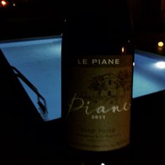 #TerroirItaly Le Piane, Piane 2011 by Christop Künzli Italian wine mmets Cyprus chill pool :-)