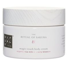 RITUALS ... The Ritual of Sakura Body Cream Talenti Ice Cream, Desserts, Food, Tailgate Desserts, Deserts, Eten, Postres, Hoods, Meals