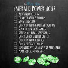 The Revolution: Emerald/Ruby Coach