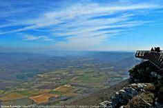 Mirador de Valcabado y Covalagua. Montaňa palentina.