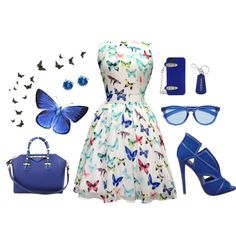 """butterfly"" by accentuate on Polyvore"
