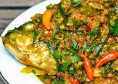 Resep ikan woku belanga manado pedas http://resep4.blogspot.com/2015/11/resep-cara-membuat-ikan-woku-belanga.html Masakan Indonesia