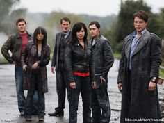 Poor Tosh, Ianto, and Owen. I miss this Torchwood.