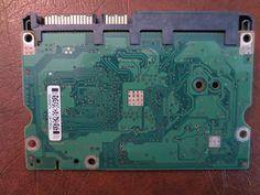 Seagate ST3500320AS 9BX154-303 FW:SD15 KRATSG (100468974 J) 500gb Sata PCB - Effective Electronics #data recovery #hard drive repair #computer repair #hard drives #hard drive parts #seagate