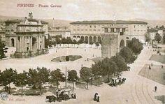 1910: Piazza della Libertà