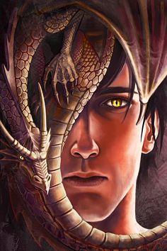 Cover Art - The Dragon Tamer by bob-illustration.deviantart.com