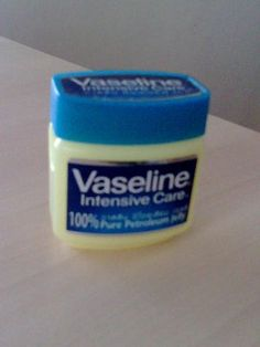 Thin layer of vaseline on the toilet seat to give unsuspecting people