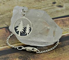 Mountain Scenic Necklace - Steals & Deals. Travel, Momento, Gift