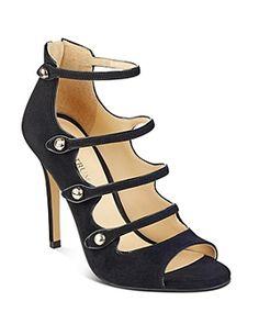 rewardStyle Ivanka Trump Houston Strappy High Heel Sandals