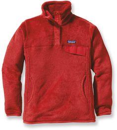 Patagonia Re-Tool Snap-T Fleece Pullover - Women\'s SIZE MEDIUM