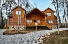Believe in Your Dreams - This is a 6 bedroom beauty! Located in the Smokies, this cabin even has an indoor private pool!