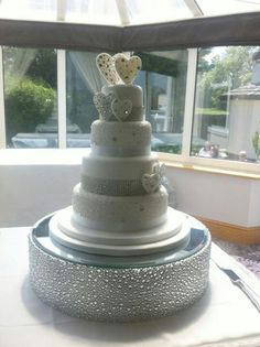 Cake Stand - By Vikki - At Sapphire Bespoke Events, 59 Poulton Road, Wallasey, Wirral