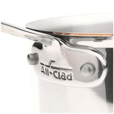 All-Clad 6412 SS Copper Core 5-Ply Bonded Dihwasher Safe Chefs Pan / Cookware,  12-Inch, Silver