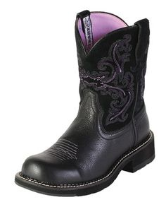 Ariat® Ladies' Fatbaby Boots :: Pull-ons :: Ladies Cowboy Boots :: Cowboy Boots :: Fort Western Online