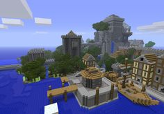Minecraft awesomeness.