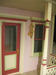 19 best dollhouse exterior finishing ideas images it is finished rh pinterest com