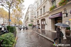 Paris-one of the 5 best cities to visit in the rain