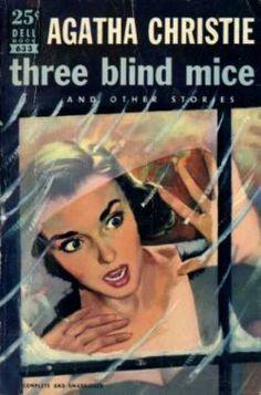 Agatha Christie short stories.