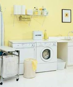 How to Get Rid of Mildew in Your Washing Machine | Does your washing machine smell funky? Here's how to prevent mildew from forming.