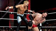 WWE.com: Christian vs. Wade Barrett: photos #WWE