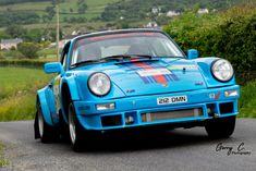 Donegal International Rally 2019 | Porsche 911 | Historic Rallying Donegal, Porsche 911, Rally, Photos, Pictures, Porsche 964, Cake Smash Pictures