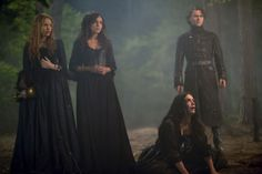 #Salem: Mary enfrenta vingança de suas inimigas