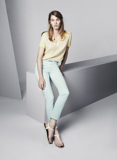 Perfect #summer #outfit for #her from #lacoste