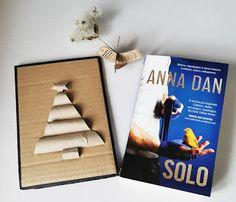 """Nowele Domowe : """"Solo"""" Anna Dan pod choinkę? Recenzja"""